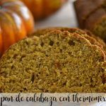Pumpkin bread with thermomix