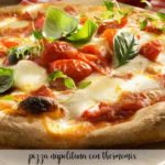Neapolitan pizza with Thermomix