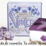 """Candy cake """"La Violeta"""" thermomix"""