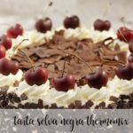 Black forest cake with Thermomix